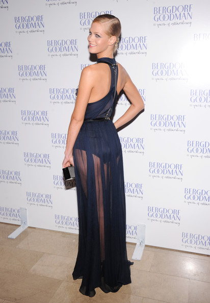 Erin Heatherton attends Bergdorf Goodman's 111th anniversary celebration at the Plaza Hotel on October 18, 2012 in New York City.