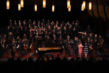 Bernadette Peters Lincoln Center's Mostly Mozart Opening Night Gala