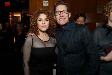 Bernadette Peters 'The Good Fight' World Premiere - After Party
