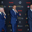 Bernard Curry 2018 AACTA Awards Presented By Foxtel | Industry Luncheon - Red Carpet