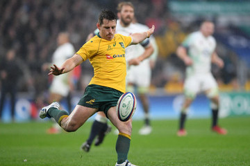 Bernard Foley England v Australia - Old Mutual Wealth Series
