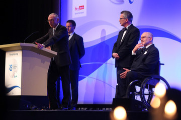 Bernd Kroemer 25th Anniversary Gala Dinner - International Paralympic Committee