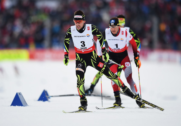 Men's Nordic Combined HS134/10km
