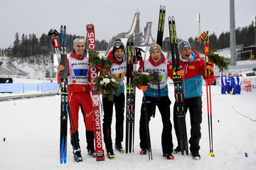 Bernhard Gruber Men's Nordic Combined Team HS100 - FIS Nordic World Ski Championships