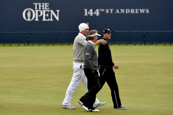 144th Open Championship - Previews []