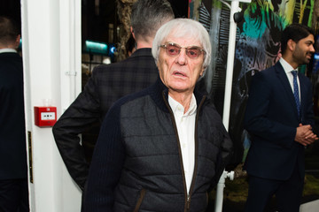 Bernie Ecclestone A New Optimism By Dan Baldwin Private View