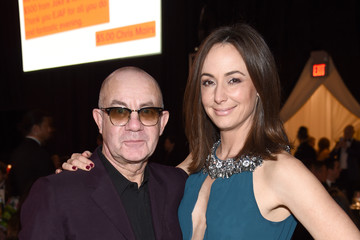 Bernie Taupin Heather Taupin 26th Annual Elton John AIDS Foundation Academy Awards Viewing Party sponsored by Bulgari, celebrating EJAF and the 90th Academy Awards  - Inside
