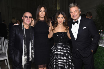 Bernie Taupin Heather Taupin Elton John AIDS Foundation Commemorates Its 25th Year and Honors Founder Sir Elton John During New York Fall Gala - Inside