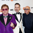 Bernie Taupin IMDb LIVE Presented By M&M'S At The Elton John AIDS Foundation Academy Awards Viewing Party
