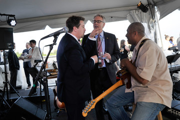 Bernie Williams Joe Lamond Music Industry Leaders And Artists Drum Up Support For Music Education on Capitol Hill