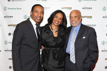 Berry Gordy Charles Randolph-Wright 'Motown: The Truth Is a Hit' Exhibit Premiere