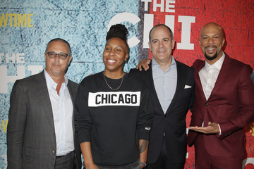 Bert Salke Premiere of Showtime's 'The Chi' - Red Carpet