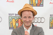Christopher Redman attends the Best Buddies Poker Event at Audi Beverly Hills on August 22, 2013 in Beverly Hills, California.