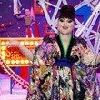 Beth Ditto 'Les Galeries Lafayette' Christmas Decorations Inauguration in Paris
