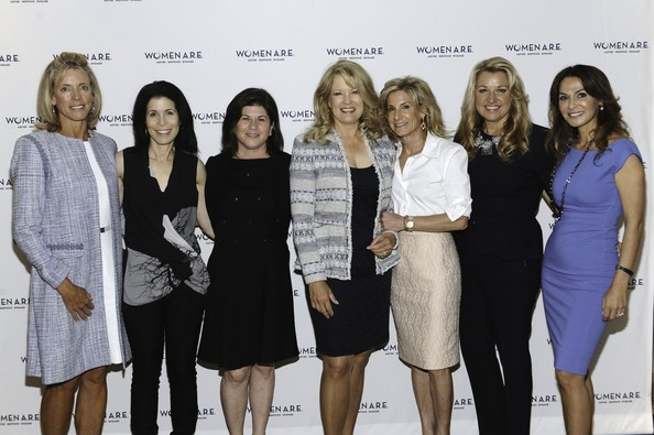 Women A.R.E. Salon Event in Beverly Hills