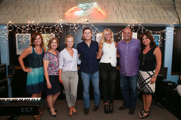 Beth Moore ACM Lifting Lives Music Camp Bluebird Cafe With Scotty McCreery