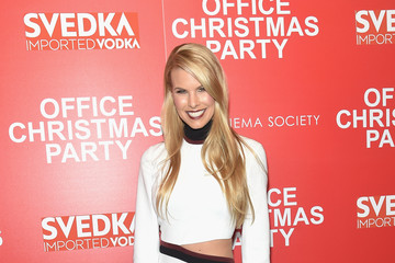 Beth Ostrosky Stern Screening of 'Office Christmas Party'