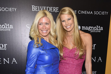"Beth Ostrosky Stern Magnolia Pictures And The Cinema Society With Dior Beauty Host A Screening Of ""Serena"" - Arrivals"