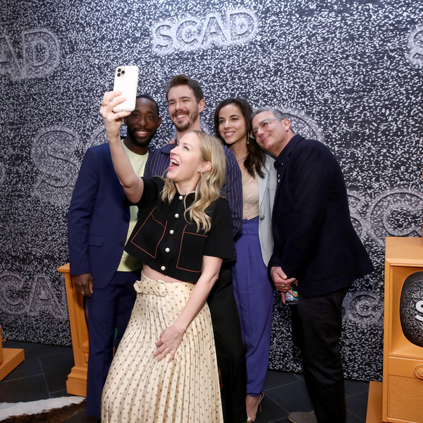 "SCAD aTVfest 2020 - ""68 Whiskey"" [68 whiskey press junket,event,fashion,photography,party,dress,fashion design,ceremony,style,68 whiskey,jeremy tardy,michael lehmann,beth riesgraf,sam keeley,cristina rodlo,georgia,atlanta,scad atvfest,fashion,public relations,stx it20 risk.5rv nr eo,formal wear,photography,socialite,clothing,public]"