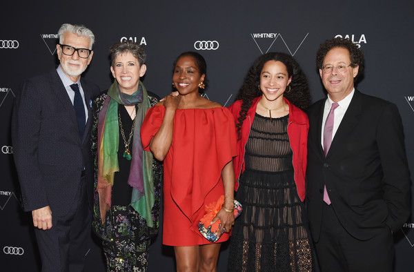 2018 Whitney Gala Sponsored By Audi