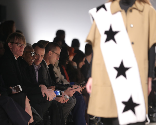 Creatures Of The Wind - Front Row - Mercedes-Benz Fashion Week Fall 2015