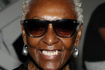 Bethann Hardison Kenneth Nicholson - Front Row & Backstage - September 2021 - New York Fashion Week: The Shows