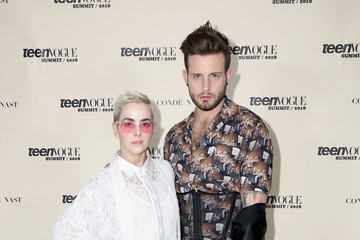 Bethany Meyers The Teen Vogue Summit Los Angeles 2018 - Arrivals