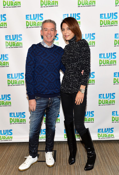 Bethenny Frankel Visits 'The Elvis Duran Z100 Morning Show'