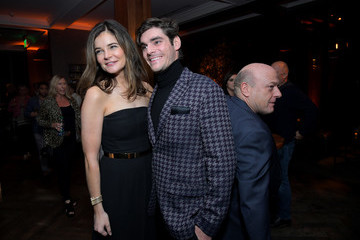Betsy Brandt Dean Norris Netflix Hosts The World Premiere For 'El Camino: A Breaking Bad Movie' In L.A.