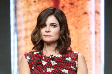 Betsy Brandt 2017 Summer TCA Tour - Day 4