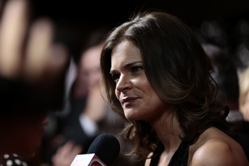 Betsy Brandt Arrivals at the Showtime Emmy Eve Soiree