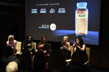 Betsy Brandt Lifetime And NeueHouse Women's Forum Present FLINT With Cast and Real Life Residents