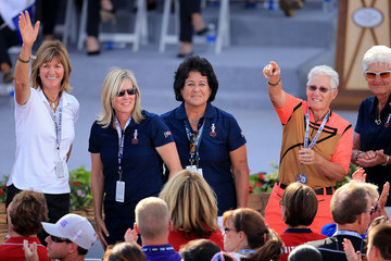 Betsy King The Solheim Cup: Previews