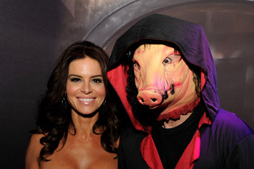 "Betsy Russell Screening Of Lionsgate's ""Saw 3D"" - After Party"