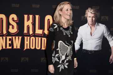 Bettina Wulff 'Hans Klok in The New Houdini' Premiere