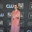 Betty Gilpin 25th Annual Critics' Choice Awards - Arrivals