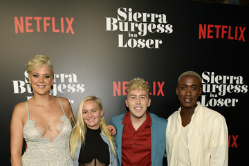 Betty Who Los Angeles Premiere of The Netflix Film, 'Sierra Burgess Is A Loser'
