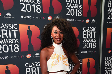Beverley Knight Classic BRIT Awards 2018 - Red Carpet Arrivals