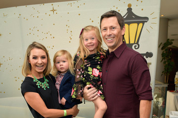 Beverley Mitchell 7th Annual Santa's Secret Workshop Benefitting LA Family Housing
