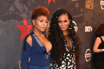 Beverly Bond Black Girls Rock! 2017 - Red Carpet