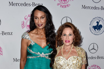 Beverly Johnson 2014 Carousel of Hope Ball Presented by Mercedes-Benz - Arrivals