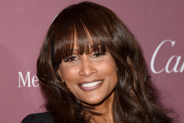 Beverly Johnson Arrivals at the Palm Springs International Film Festival Awards Gala