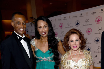 Beverly Johnson 2014 Carousel of Hope Ball Presented by Mercedes-Benz - Red Carpet