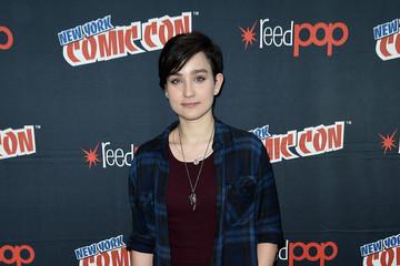 Bex Taylor-Klaus 2016 New York Comic Con - Day 2