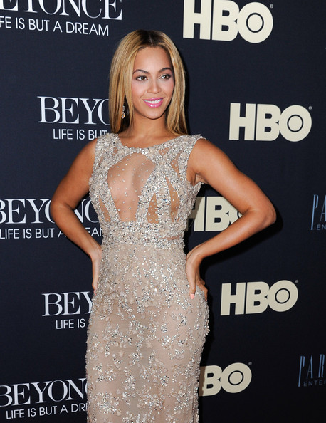 "Beyonce Knowles - ""Beyonce: Life Is But A Dream"" New York Premiere - Arrivals"