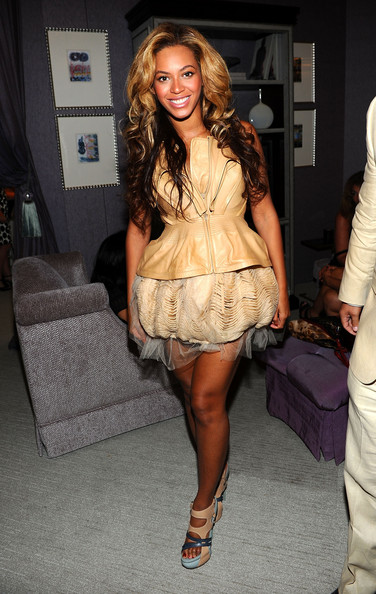 Beyonce Knowles - Mercedes-Benz Fashion Week Spring 2012 - Official Coverage - People and Atmosphere Day 6