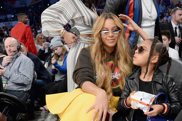 Beyonce Knowles NBA All-Star Game 2018