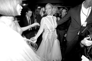Beyonce Knowles An Alternative View at the 58th GRAMMY Awards