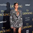 Beyonce Knowles Premiere Of Disney's 'The Lion King' - Arrivals