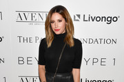 Actress and Beyond LA Host Committee Ashley Tisdale attends the Beyond LA Cocktail Party Benefiting Beyond Type 1 at The Avenue on May 5, 2017 in Hollywood, California.